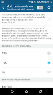 HTC DESIRE 626S - ANDROID PERÚ