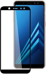 Screen protector for Samsung Galaxy J4 Plus - 5D / Black