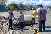 Pelebaran Jalan Trans Sulawesi Tidak Sesuai Bestek,  Ketua DPRD Luwu Utara Berang