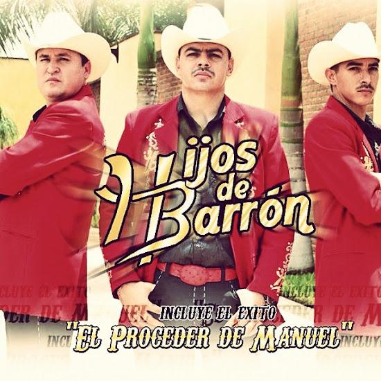 Los Hijos De Barron - En Vivo Con La Septima Banda (2012) (Album / Disco) - www.BajarCorridos.com