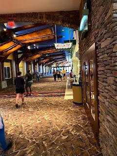 Krispy Kreme Mohegan Sun Casino Social Distancing