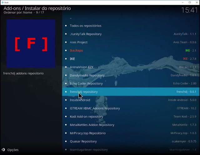 frenchdj repository
