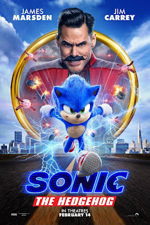 Sonic The Hedgehog 2020 English 720p WEBRip