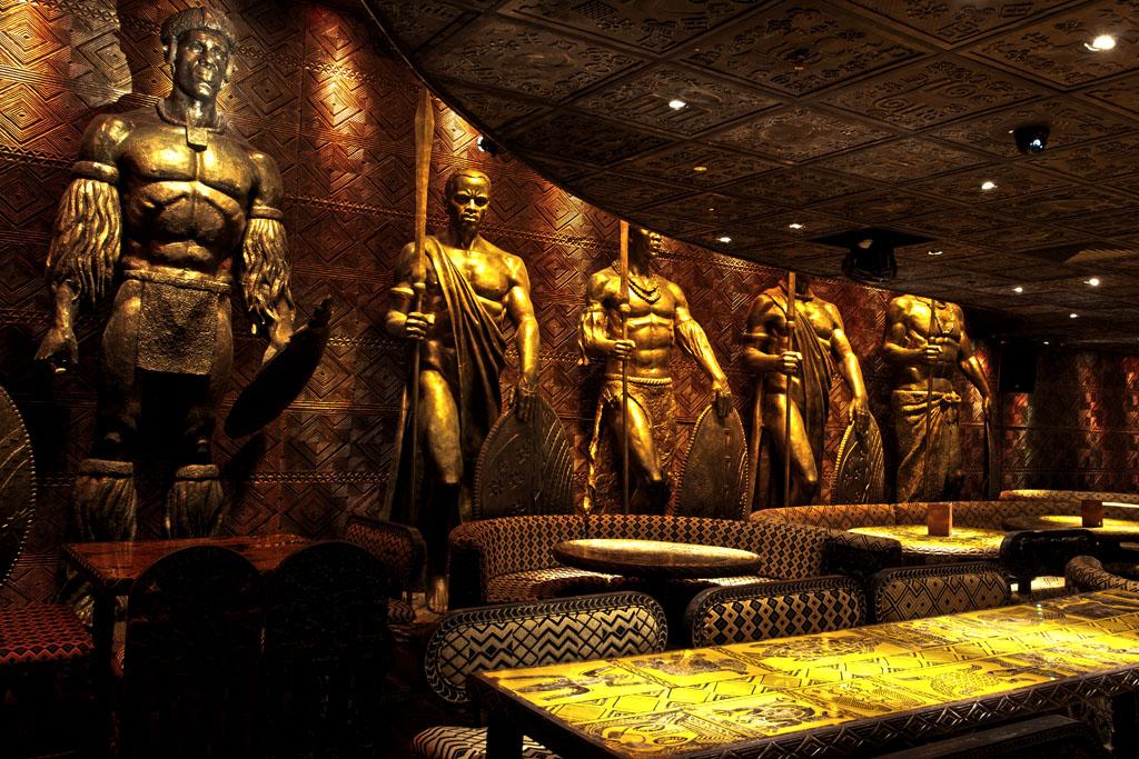 Shaka Zulu Restaurant London
