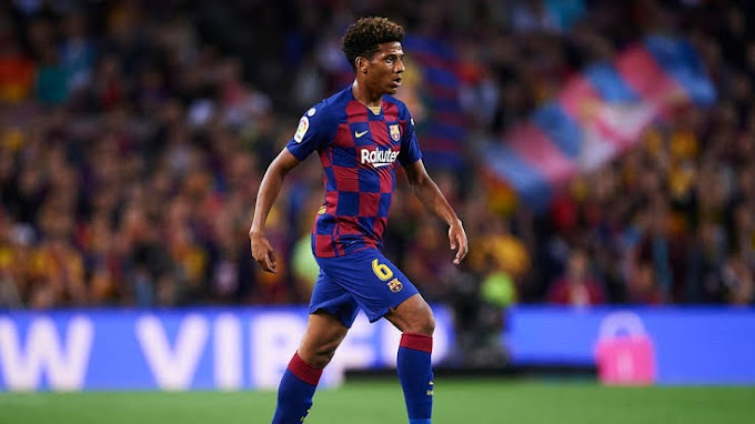 Barcelona defender Jean-Clair Todibo is attracting interest from Everton in the Premier League.