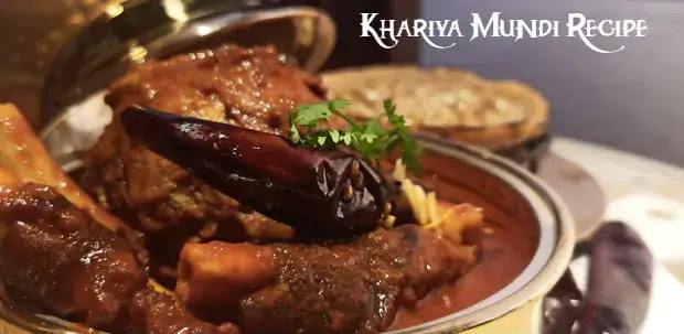 Delicious Khariya Mundi Recipe at Home