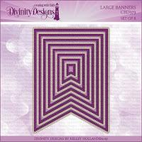 Divinity Designs LLC Custom Large Banners Dies