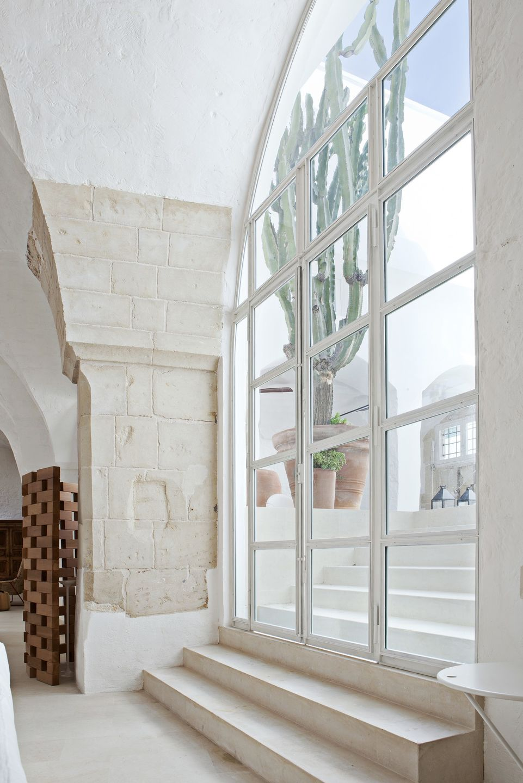 Reforma de un antiguo molino de aceite en una casa maravillosa en el Salento