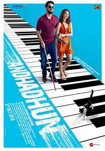 Andhadhun 2018 Hindi Movie WebRip 300mb 480p 1.2GB 720p