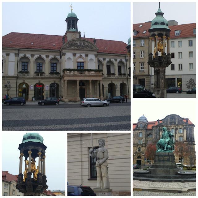 O que ver e fazer em Magdeburg, Alemanha - Altes Rathaus e Reiter