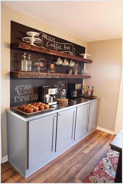 coffee station furniture