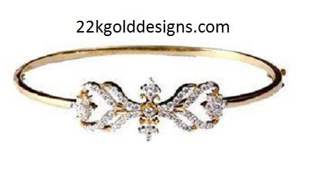Simple Light Weight Diamond Bracelets