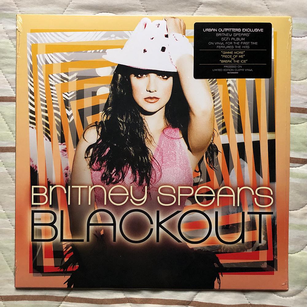 The Stylonerd Blog: Britney Spears BLACKOUT: The Remixes
