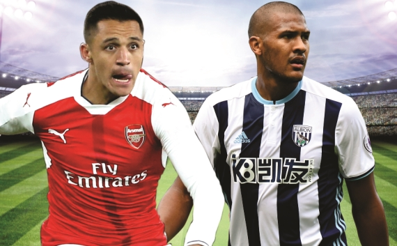 Arsenal will look to get over their recent slump when they host West Bromwich Albion on Boxing Day.
