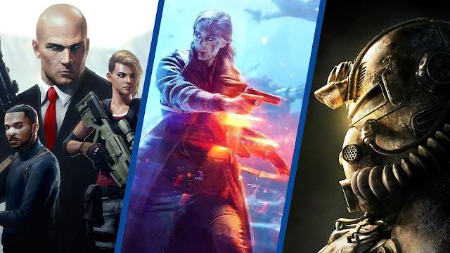 ألعاب شهر نوفمبر 2018 ، إليكم قائمة أهم العناوين ..