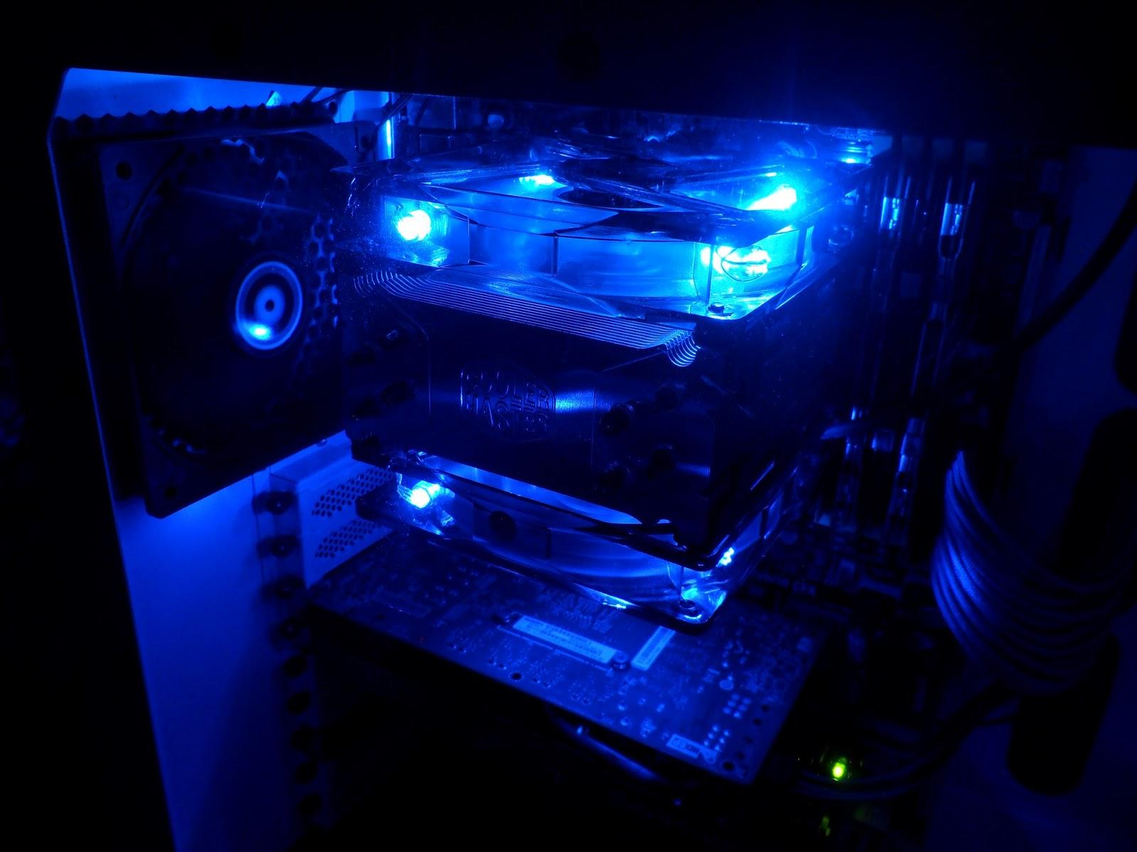 Unboxing & Review : BitFenix Spectre Pro LED 120mm 37