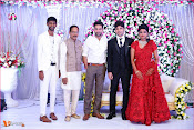 Celebs At Prabhu Tej and Varsha Wedding-thumbnail-3