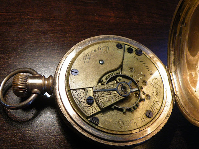 Sebuah Arloji Tua
