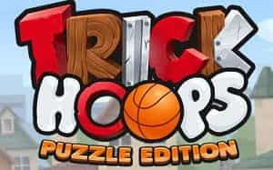 Çemberi Kandır Basket At - Trick Hoops Puzzle Edition