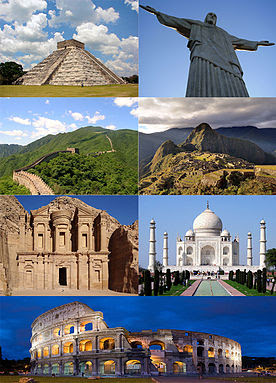 The New 7 Wonders of the Ancient World- Take a Look