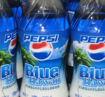 Produtos vendidos com sabores diferentes em outros países