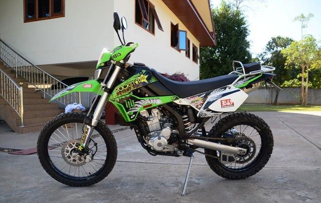 41 Top Terbaru Gambar Motor Trail Klx 250