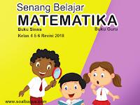 Buku Matematika Kelas 4 5 6 K 13 Edisi Revisi 2018