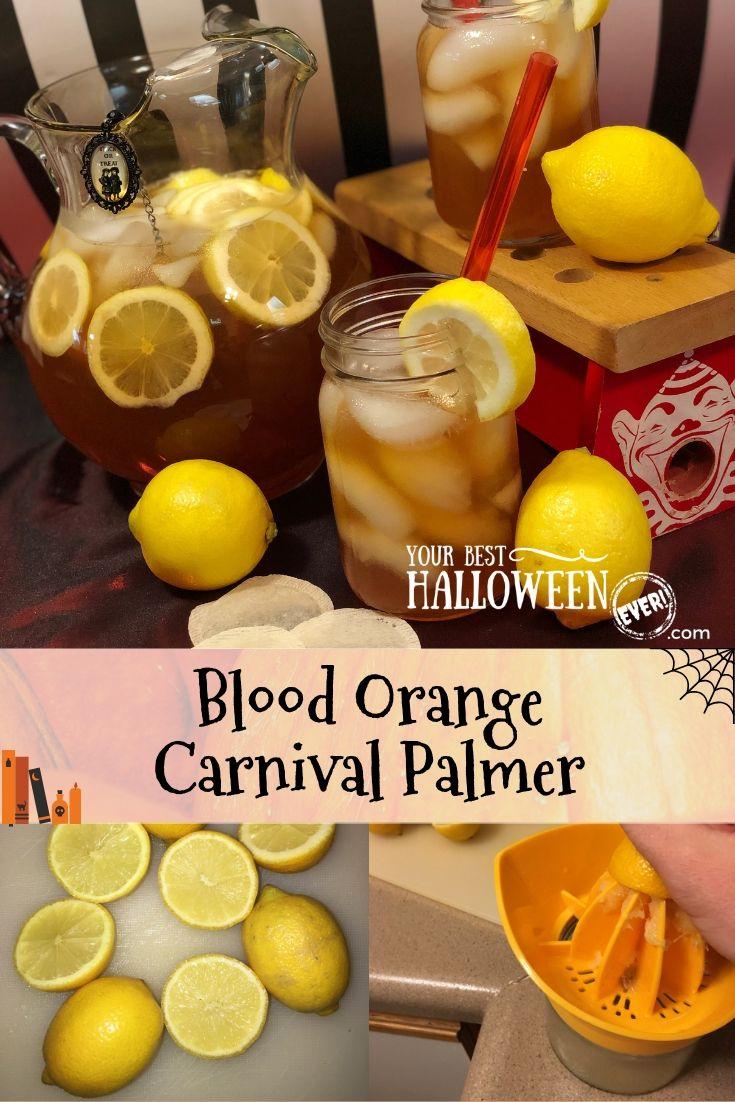 blood orange carnival palmer halloween drink