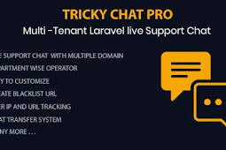 Tricky Chat Pro - Source Code Aplikasi Chat Langsung Komprehensif
