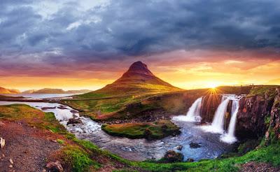 Observar las cataratas de Islandia es una opción muy recomendable este verano 2019