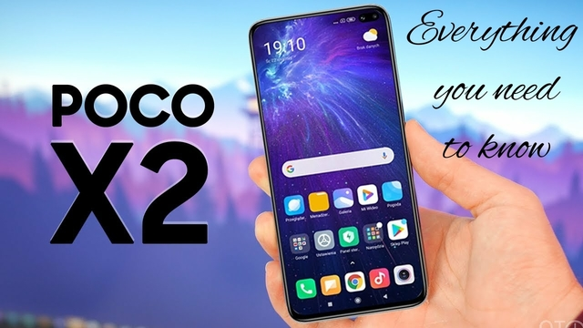 Xiaomi Poco X2 - Full phone specifications in Hindi