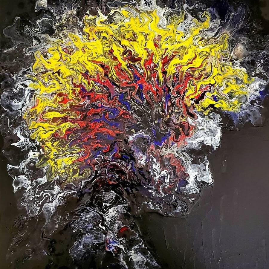 04-Acrylic-Portrait-Liz-Y-Ahmet-www-designstack-co