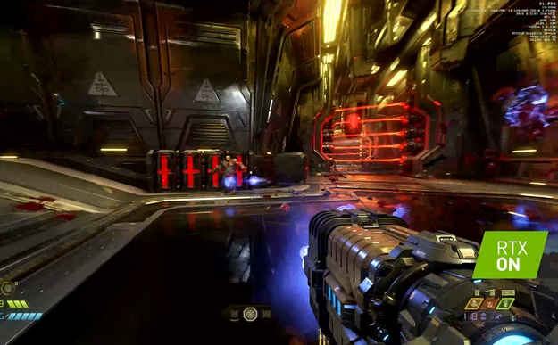 Doom Eternal gets support for raytracing