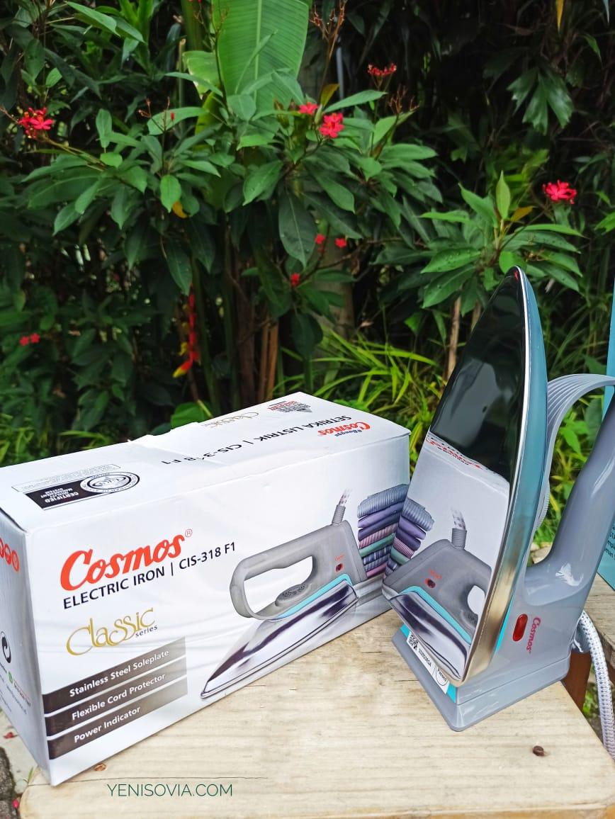 Review setrika Cosmos CIS - 318 F1