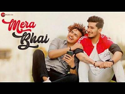 MERA BHAI LYRICS - Bhavin Bhanushali | Vishal Pandey
