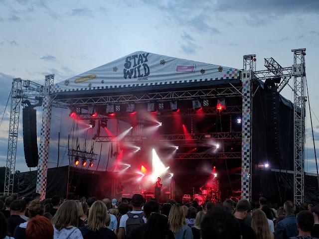 Fisz Emade Tworzywo, Stay Wild Festival 2021