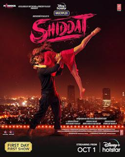 Shiddat Full Movie Download 720p Leaked By Filmywap Filmyzilla