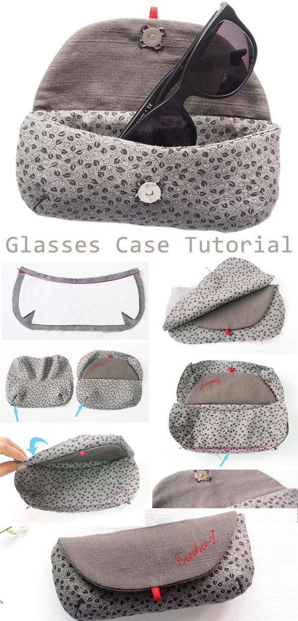 Glasses Case Tutorial