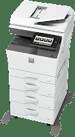 Sharp MX-C303W Printer Drivers & Software