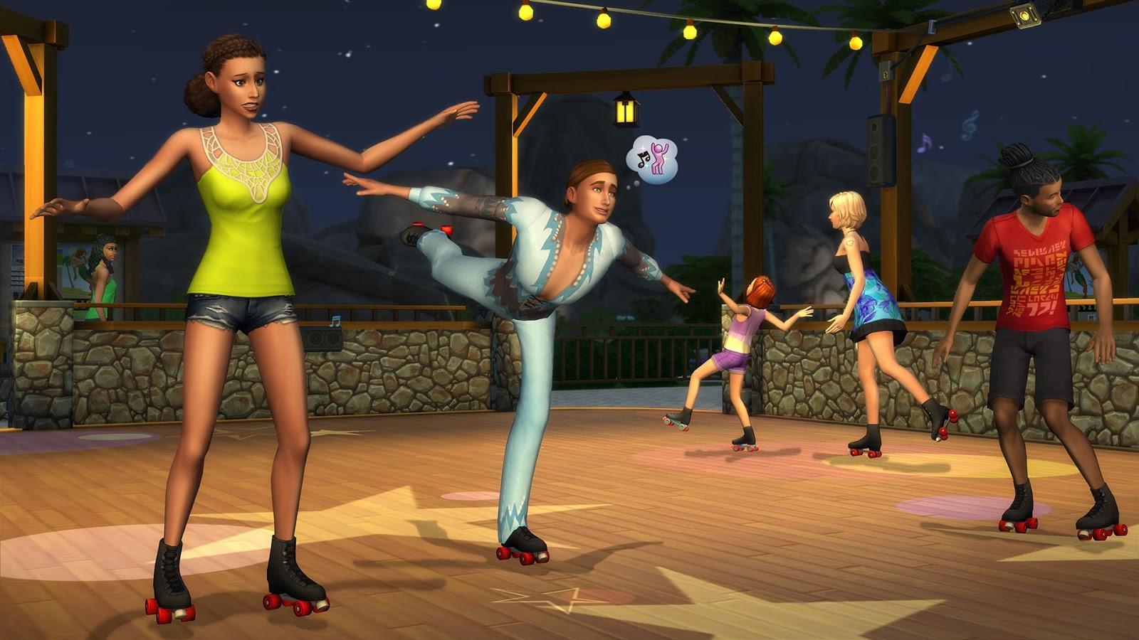 Los Sims 4 Y Las Cuatro Estaciones PC ESPAÑOL (CODEX) 2