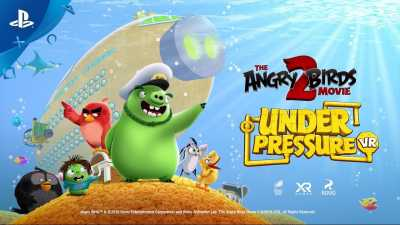The Angry Birds 2 Hindi, Tamil, Telugu, Eng 720p Movie Download