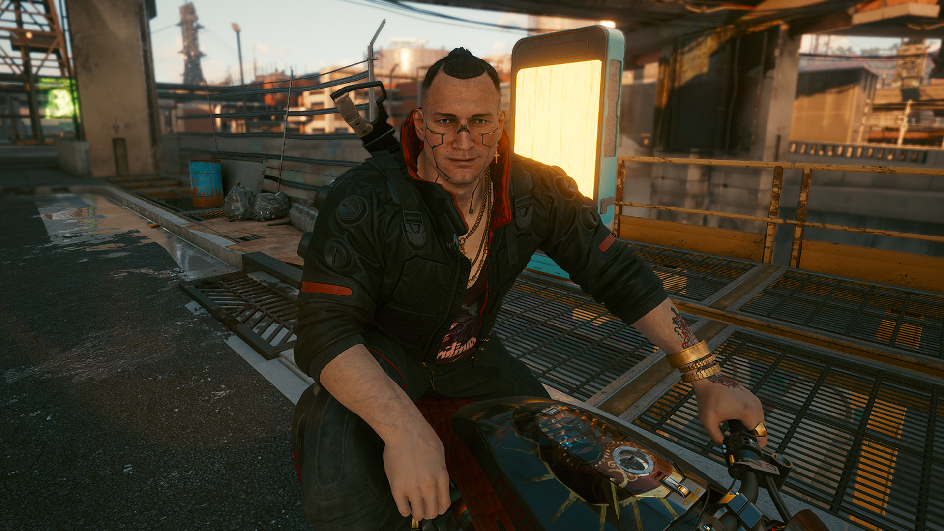 Cyberpunk 2077: Sending Jackie's remains to family or clinic?