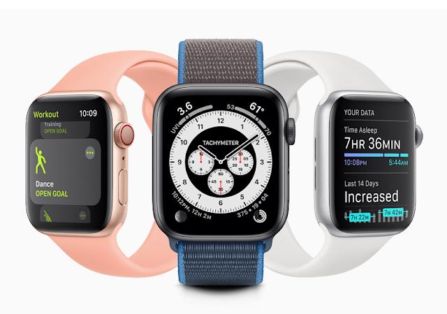 يأتي watchOS 7 مع بعض تحسينات الأداء