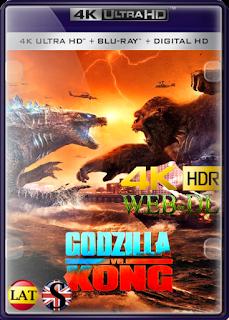 Godzilla vs. Kong (2021) HMAX 4K HDR WEB-DL LATINO/INGLES