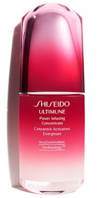 Super charge your skincare routine with Shiseido Ultimune Power Infusing Concentrate!