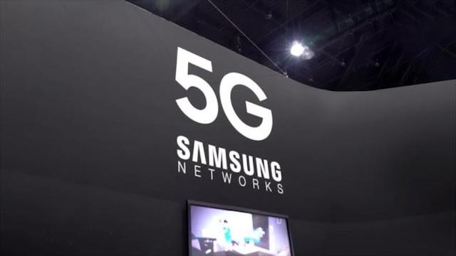 Samsung gana un millonario contrato para suministrar red 5G a EEUU