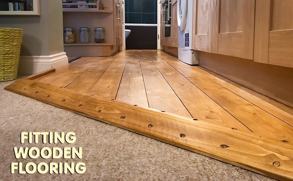 Should I Install a Hardwood Floor in a Kitchen Is It Good ...
