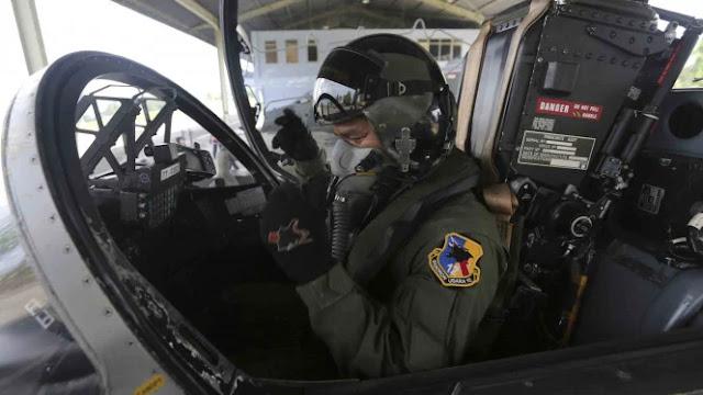 Jet Tempur TNI AU Jatuh di Riau, Pilot Selamat