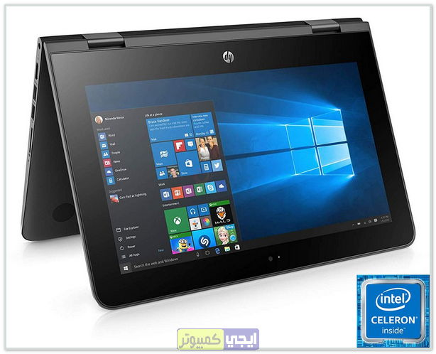HP X360 11