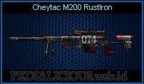 Cheytac M200 RustIron